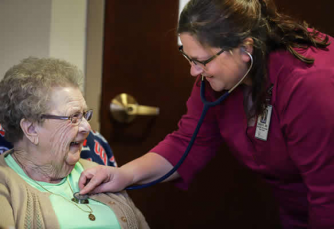 Great care at LB Homes