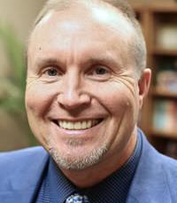 Rev. Paul Larson of LB Homes of Fergus Falls, Minnesota.