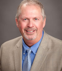Tom Moline of LB Homes in Fergus Falls, Minnesota.