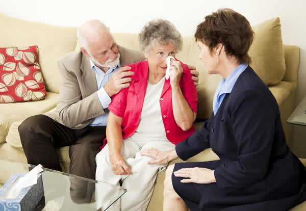 Bereavement services are available thru LB Homes of Fergus Falls, Minnesota.